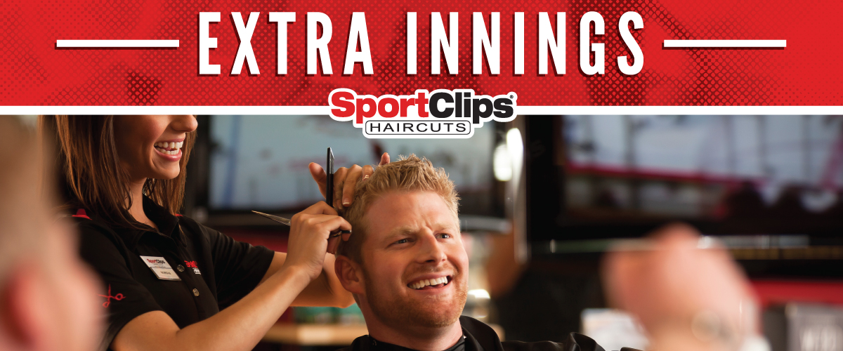 The Sport Clips Haircuts of Thousand Oaks & Jones Maltsberger Extra Innings Offerings